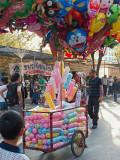 Boy Sees Balloon
