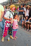 Floral Clown