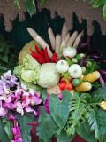 Vegetables as Art