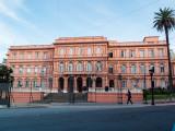 Le palais du président