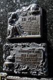La tombe d'Eva Peron