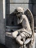 Le cimetière de la Recoleta