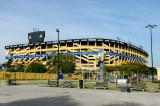Mythique stade de foot de la Boca