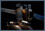 Steam locomotive rods
