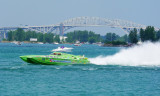 Sarnia/Port Huron International Offshore Boat Race - 2011