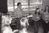 SCS Singers 1 (Marg Terry, George Williams, Leesa Maxwell & Diane VanGroningen l-r)