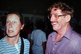 Joy Hurst and John Wallace