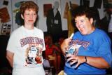 Terri  Casselton & Cindy Martin  (Hrycak)