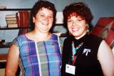 Beth Wheatley & Lisa Robinson