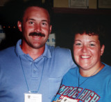 Jim Adams & Cindy Martin (Hrycak)