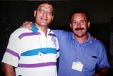Eric Bristow & Jim Adams