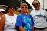 Sue Pond, Jane Keegan & Alex Gaal