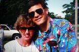 Debbie & Eric Bristow