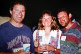 Hugh Kindy, Julie Welhauser  & Jerry Bezzo