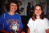 Susan Little & Sue Dickout