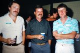 Tom France,  Rick Gunn and Mike Costigan   1987