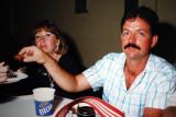 Elly & Rob Clark  - 1987