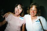 Deana Butler & Donna Ward  -  1987