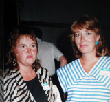 Cheryl O'Donnell  & Jane Keegan   -  1987