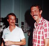 Bob McGuire & George Anger  -  1987