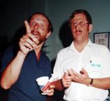John Salyi & John Wallace  -  1987