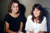 Lindsay Jackson and Sally Hamilton Gable  -  1987