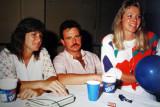 Sally Hamilton, Roger Lloyd & Nancy Hicks -  1987