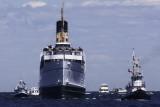 SS Keewatin & Tug (Wendy Anne)