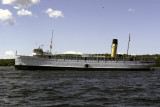 SS Keewatin on final voyage to Port McNicoll, June 23, 2012