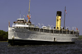 SS Keewatin en route to Port McNicoll, June 23, 2012 (near Penetanguishene)