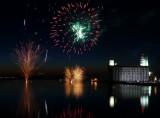 Collingwood 2012 Fireworks-  P1210881