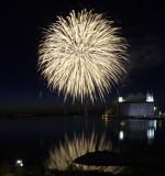 Collingwood Fireworks