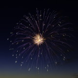 Collingwood 2012 - Fireworks P1210832
