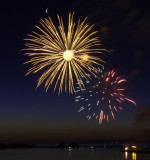 Collingwood Fireworks - 2012 P1210853