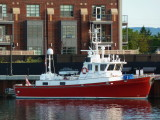 Lewis Reef 1 at the Collingwood Shipyards Side Launch Dock - July 12, 2012