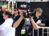 Photographing Elvis in Collingwood - 2012