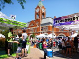 Collingwood City Hall on Elvis Weekend - 2012