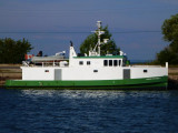 Huron Explorer 1 in Collingwood Harbour - Aug 8, 2012