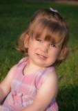 Maddy Posing, May 2011