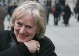 Lisa in Trafalgar Square