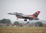 Turkish Air Force F-16D 93-0696