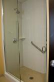 largest shower EVER.