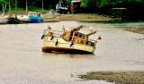 Wanda run aground.