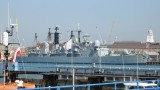 HMS Liverpool, D92 is paid off.