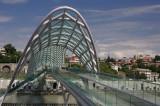 Tbilisi, Peace bridge