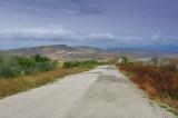 Way to David Gareja Monastery (Lvris semi desert)