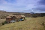 Near the Azer border oposite to Gareja Monastery