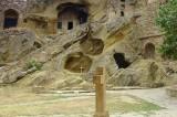 At David Gareja Monastery