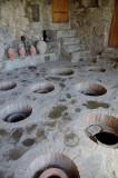 Nekresi Monastery - wine cellar