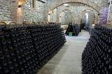 Sparkling wines at Vinoterra Vinery